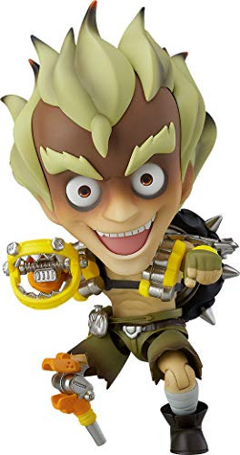 Good Smile Over Watch: Junk Rat (Classic Skin Edition) Dendroid Action Figure
