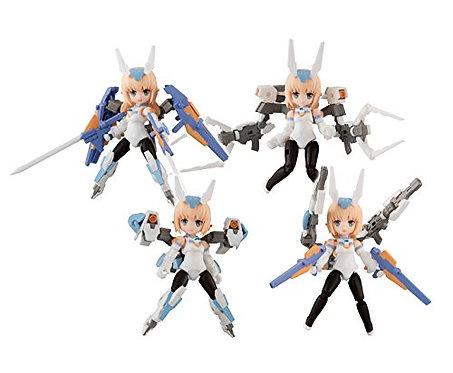 Desktop Army - Frame Arms Girl: KT-240f Baselard Series 4Pack Box