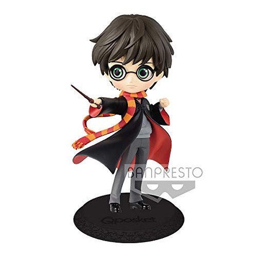 Banpresto Harry Potter Q Posket-Harry Potter-(A Normal Color Ver)