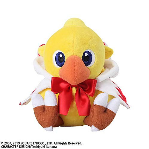 Square Enix Final Fantasy Chocobo White Mage Plush (Mystery Dungeon Every Buddy)