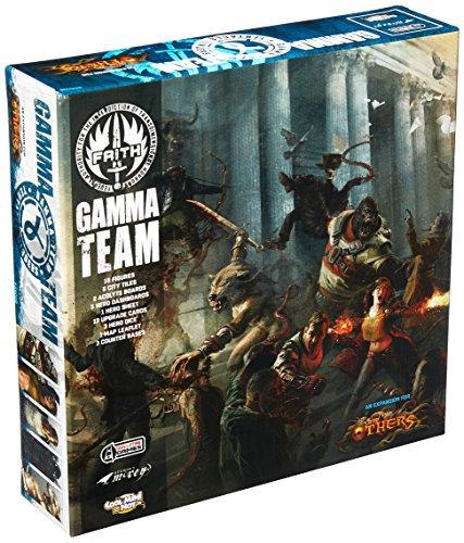 The Others: 7 Sins: Gamma Team Box