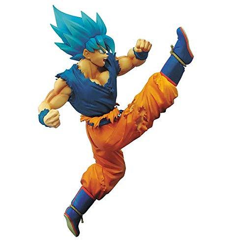 Banpresto 35838 Dragon Ball Super Saiyan God S.Goku Z-Battle Figure