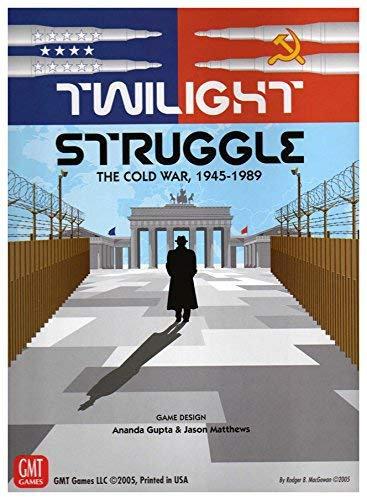 Twilight Struggle Dlx Ed.