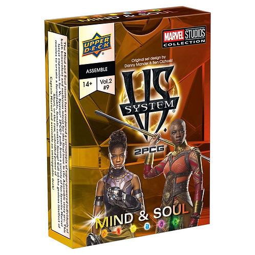 VS System 2PCG: MCU: Mind & Soul