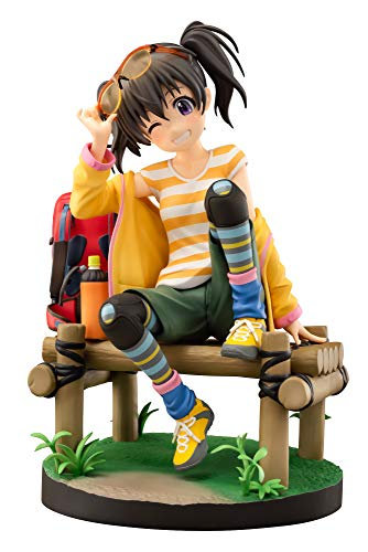 Plum AUG188748 Encouragement Climb: Season 3 Hinata 1: 7 Scale PVC Figure