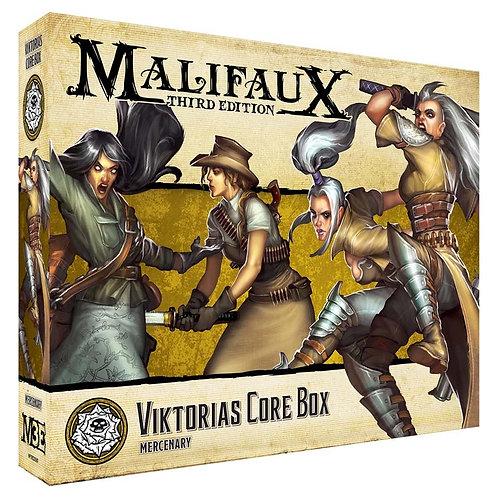 Outcasts: Viktorias Core Box