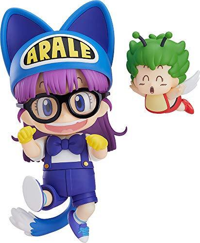 Good Smile Dr. Slump Arale Chan: Arale Norimaki Nendoroid Action Figure