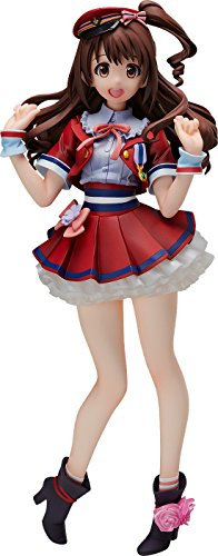 FREEing The Idolmaster Cinderella Girls: Uzuki Shimamura 1:8 Scale PVC Figure
