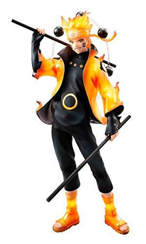 Megahouse Naruto Shippuden: Uzumaki Naruto (Sennin Mode Version) Gem PVC Figure