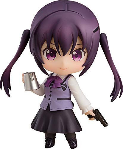 Good Smile is The Order A Rabbit?: Rize Nendoroid Action Figure