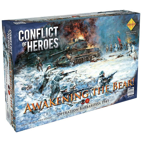 Conflict of Heroes: Awakening the Bear 3rd Ed.
