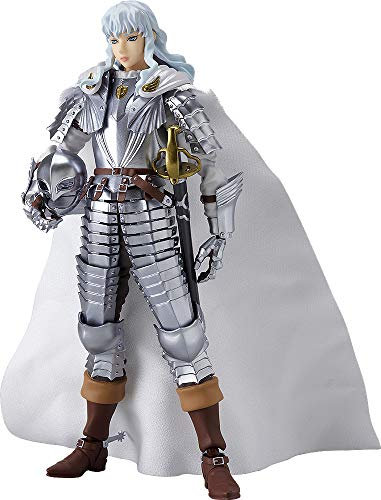 Good Smile Figma Griffith (Re-Run)