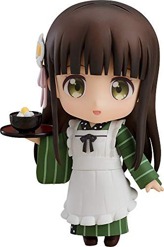 Good Smile is The Order A Rabbit??: Chiya Nendoroid Action Figure