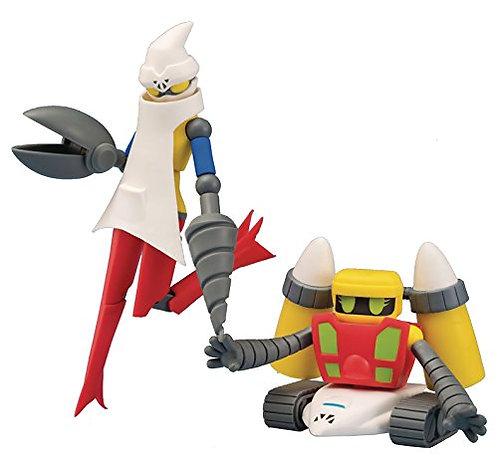 Aquamarine Getter Robo: Moe Getter Robo Getter 2 & 3 Figures