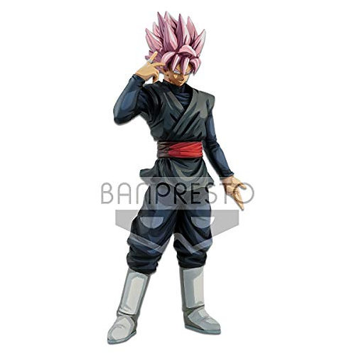 35681 Dragon Ball Super Grandista Manga Dimensions Super Saiyan Rose Figure