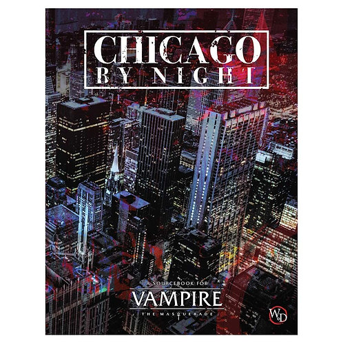 Vampire The Masquerade: Chicago By Night