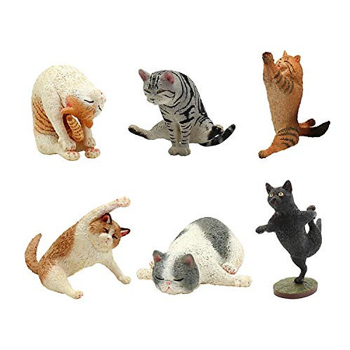 ANIMAL LIFE Yoga Cat 1BOX (8 pcs)