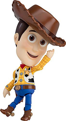 Toy Story Woody Standard Ver. Non-Scale ABS & PVC Painted Action Figure