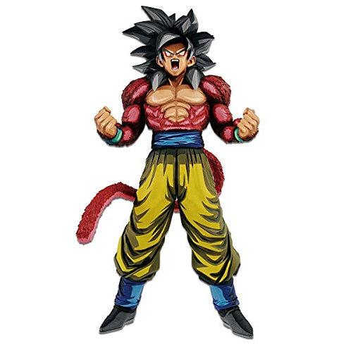 Dragon Ball GT Master Starspiece Super Saiyan 4 Son Goku Manga Figure