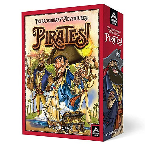 Extraordinary Voyages: Pirates
