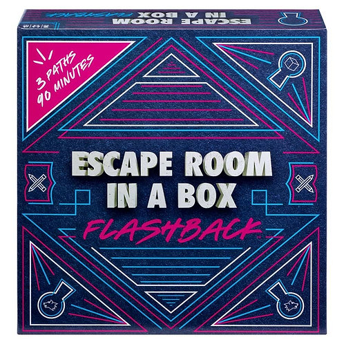 Escape Room In a Box 2.0
