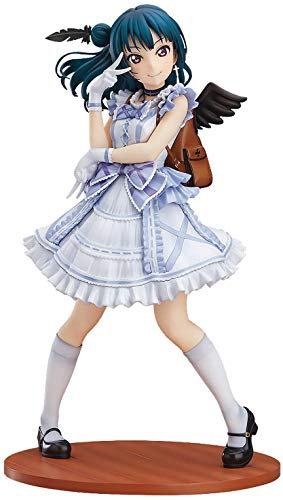 With Fans! Love Live! Sunshine!!: Yoshiko Tsushima 1:7 Scale PVC Figure