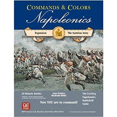 C&C: Napoleonic Exp 3: The Austrian Army