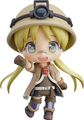 Good Smile Company G90733 Made in Abyss: Riko Nendoroid Action Figure