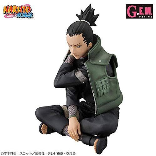 Megahouse Naruto: Nara Shikamaru Gem Series PVC Figure