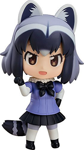 Good Smile Kemono Friends: Common Raccoon Nendoroid Action Figure