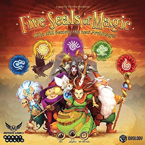Five Seals of Magic