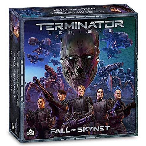 Terminator: Genisys - Fall of Skynet