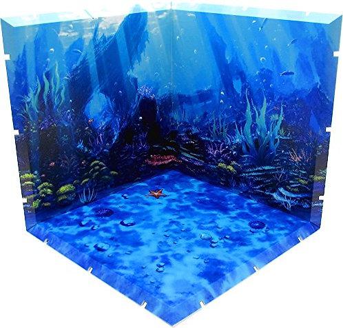 PLM Dioramansion 150: Undersea Figure Diorama