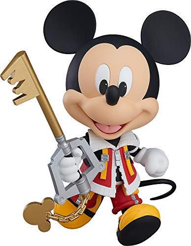 Good Smile Kingdom Hearts II: Mickey Nendoroid Action Figure