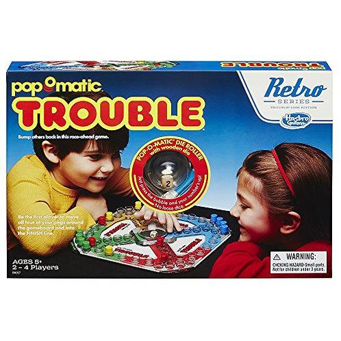 Retro Trouble
