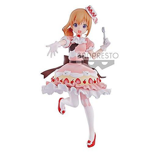 Banpresto Non is The Order a Rabbit?? Kokoa Figure, Pink