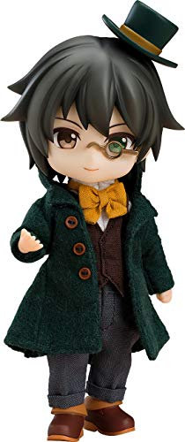 Good Smile Nendoroid Doll: Mad Hatter Action Figure