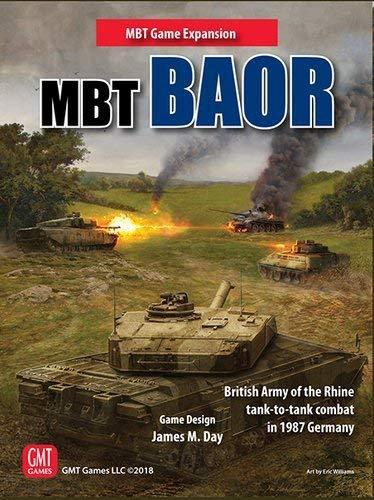 MBT: BAOR (British Army of the Rhine)