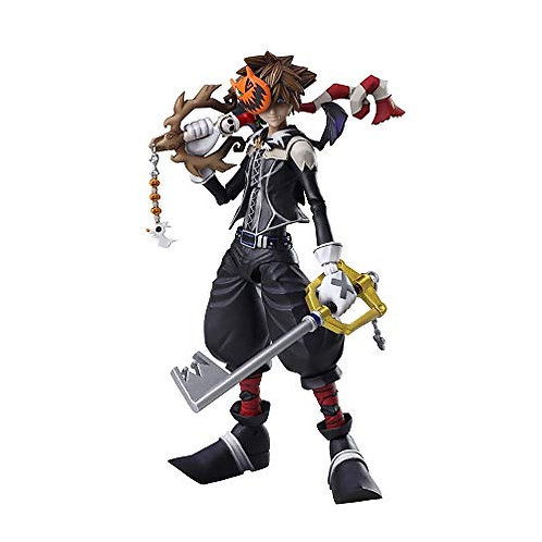 Square Enix Kingdom Hearts II Sora Halloween Town Version Bring Arts Figure