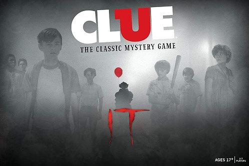Clue IT Board Game