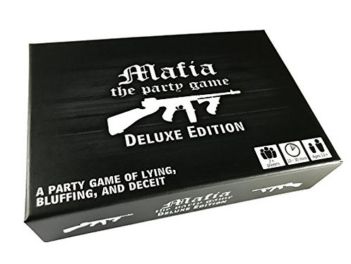 Mafia the Party Game Deluxe Edition