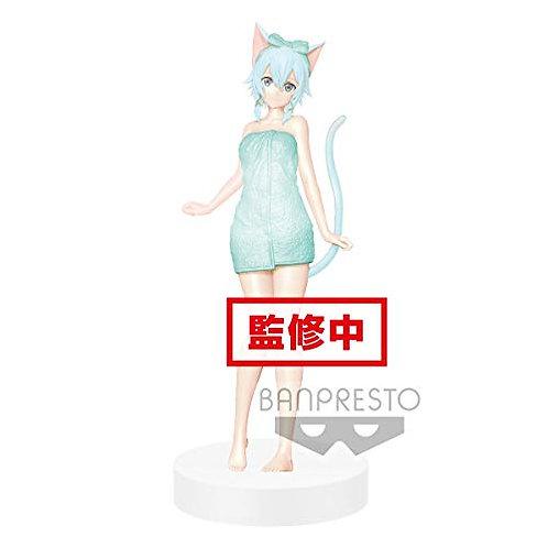 Banpresto Sword Art Online Code Register Exq Figure-Shinon, Multicolor