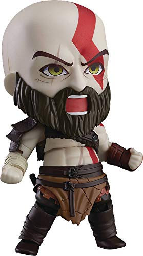 Good Smile God of War: Kratos Nendoroid Action Figure