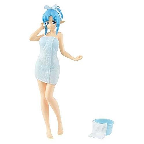 Sword Art Online Code Register Exq Figure - Asuna in Bath Towel