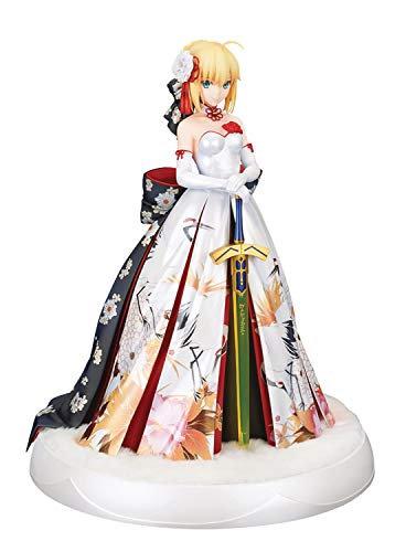 Alter Fate/Stay Night: Saber (Kimono Dress Version) 1: 7 Scale PVC Figure