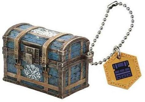 Capcom Monster Hunter Item Mascot Plus: Supply Box Collectible Keychain
