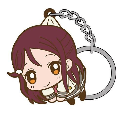 Love Live! Sunshine! Sakuranai Mariko pinched Keychain