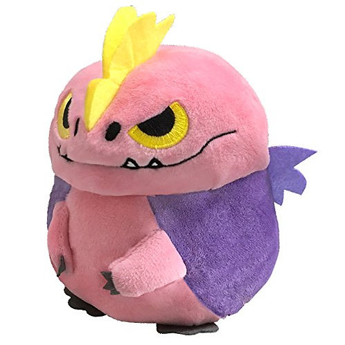 Capcom MAY188606 Monster Hunter: Anjanath Soft Springy Plush