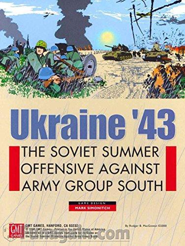 Ukraine '43: 2nd Edition