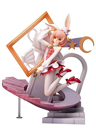 Myethos Fairy Tail: Alice in Wonderland: Another White Rabbit 1: 8 Figure